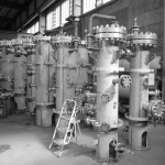 Process Gas Mist Separators (h2S recovery plant) for Technip France