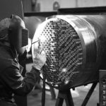 High Pressure O2 Preheater - JGC - Shell Pearl Prj. Qatar