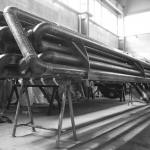 Gas Coil of Indirect Bath Heater - Methanol Plant GSS - OMAN Gas Co.